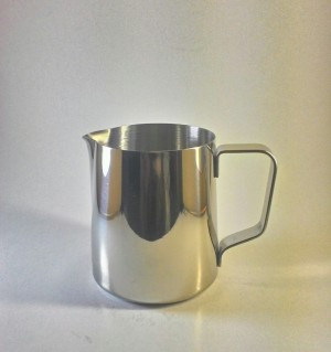 Barista Milk Jug Latte Art Steam Pitcher 350 ml