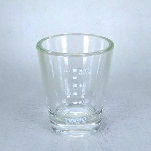 Hario Espresso Glass Heatproof Shot Glass SGS-80B-EX