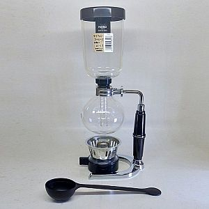 Hario Syphon Coffee Maker Technica TCA-3 360 ml for 3 Cups