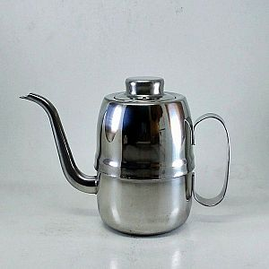 Teko Kopi Leher Angsa Gooseneck Coffee Kettle 420 ml