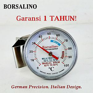 Termometer Kopi Manual Borsalino Mini Analog Coffee Thermometer